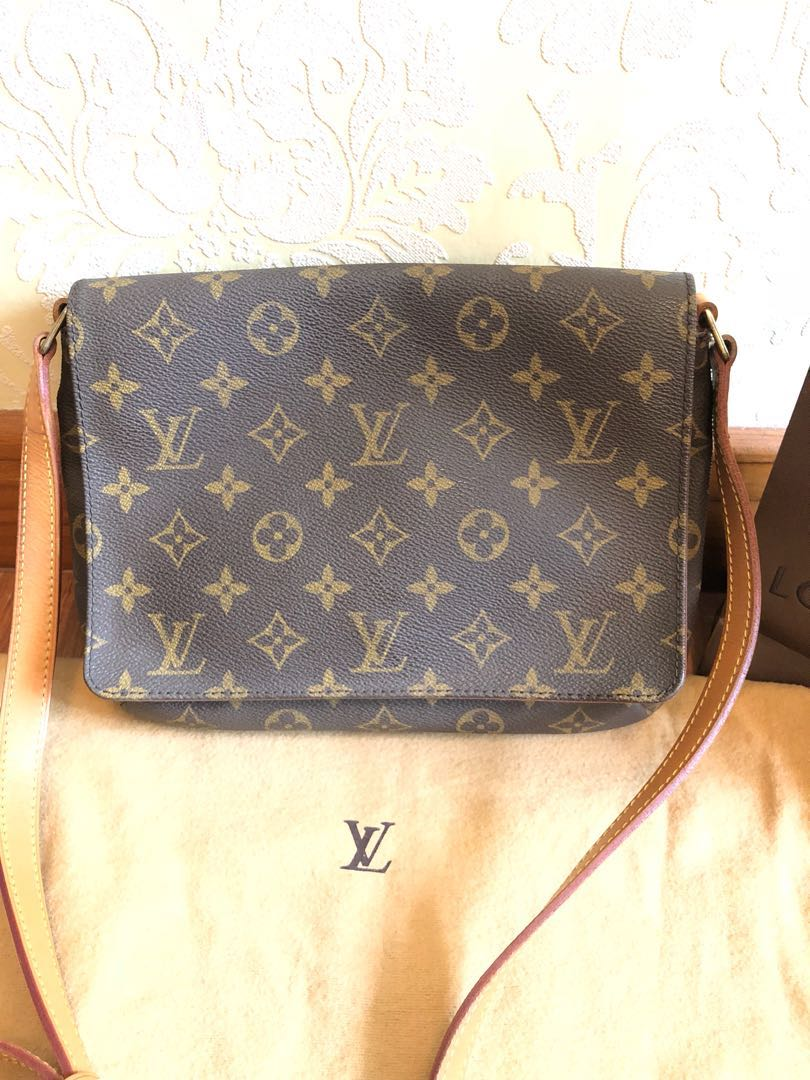 018444942252 Louis Vuitton Musette Salsa Tango crossbody bag