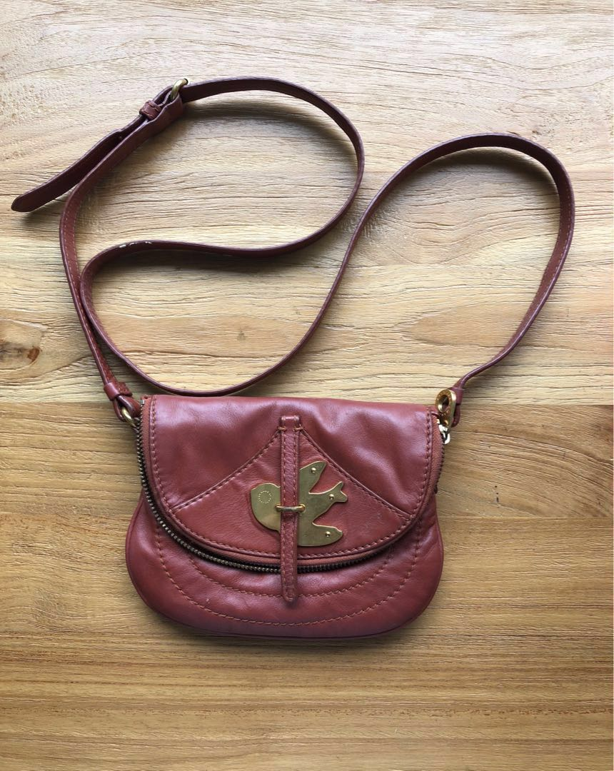 41304b7bb3e5 Marc by Marc Jacobs Cross-Body Small Bird Bag in good used condition ...