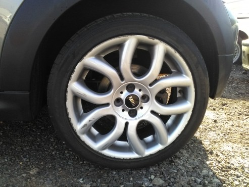 Mini Cooper S R56 Rims Car Accessories Tyres Rims On Carousell