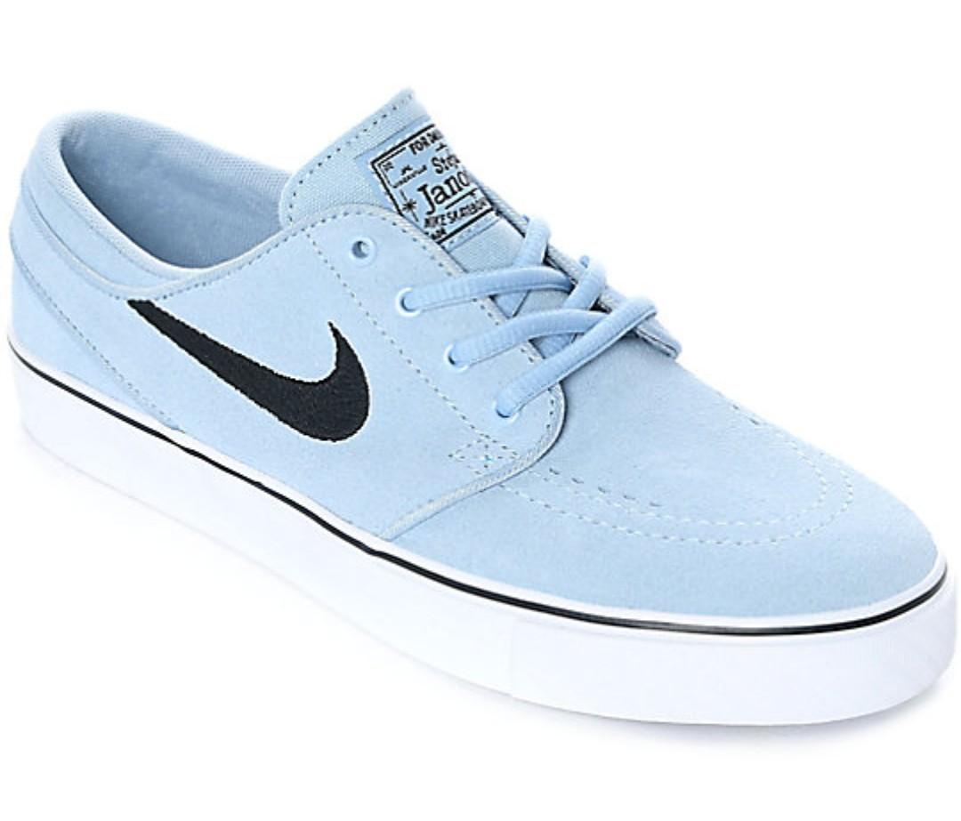 Nike SB Janoski Light Armory Blue Suede