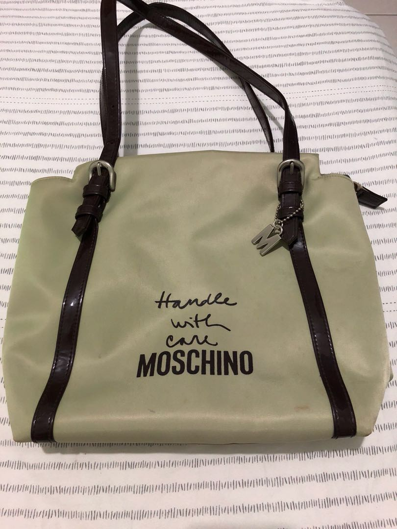 8bd7e02a17 NO TRADE!) Moschino Bag, Women's Fashion, Bags & Wallets, Others on ...