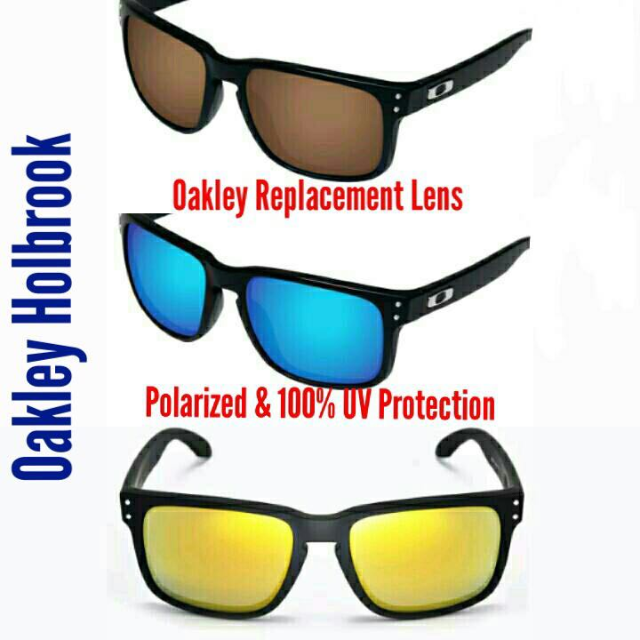 63915279bd Oakley Holbrook Replacement lens