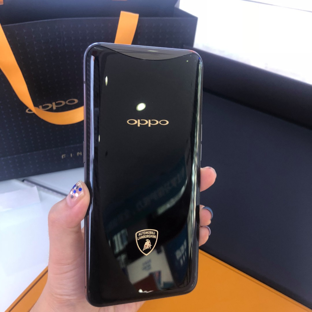 Oppo Find X Lamborghini Mobile Phones Tablets Android Phones