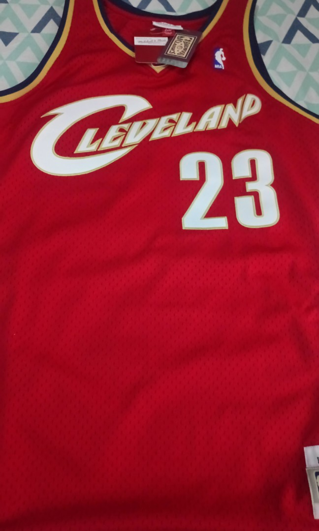 outlet store 4299d b63a2 Original LeBron James Cavaliers Jersey