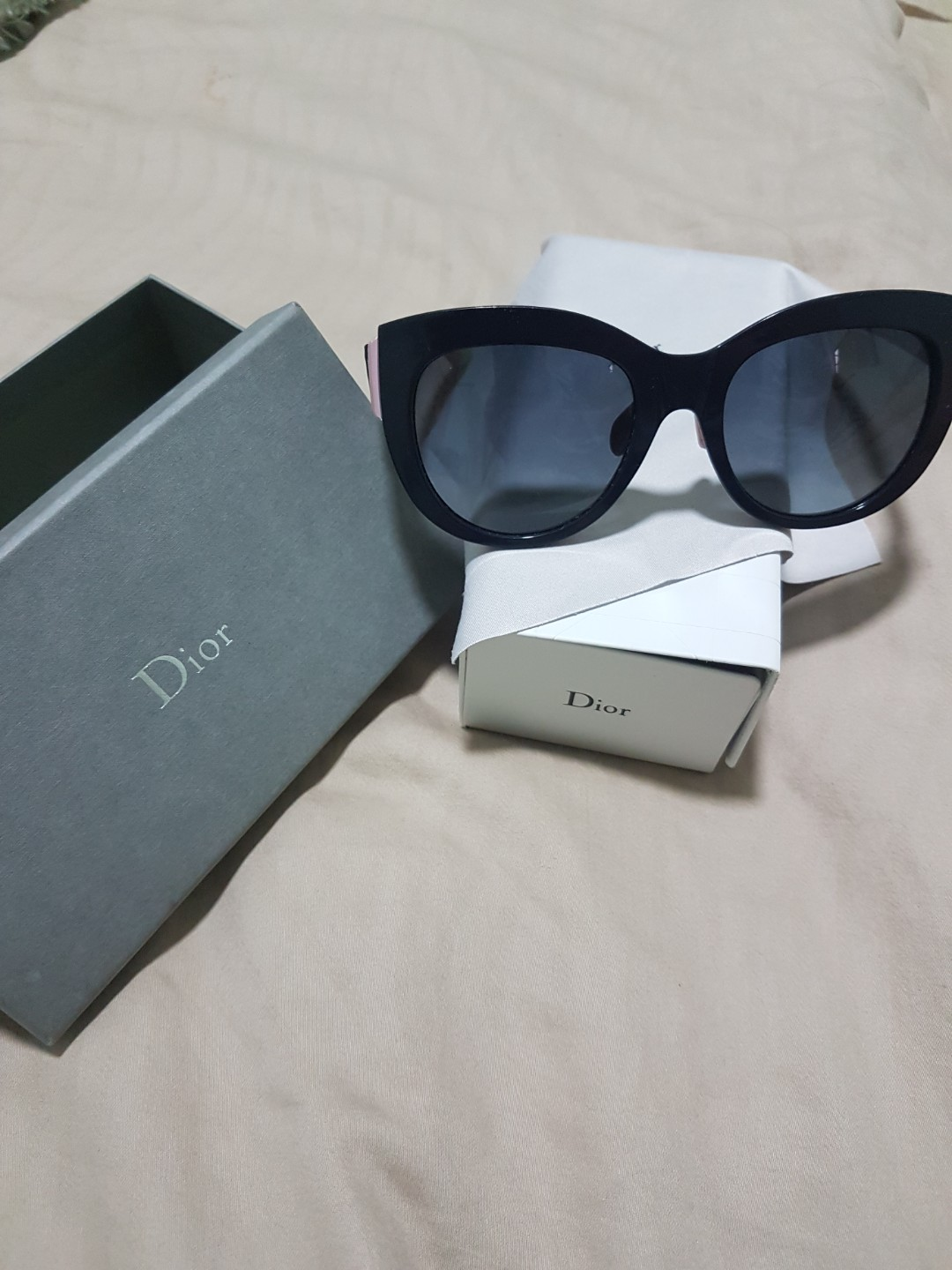 6d715ccb243 Pre Loved Dior sunglasses Authentic