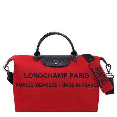 98a0b6987381 Preorder longchamp 1630 shayne Oliver travel bag limited ( black ...