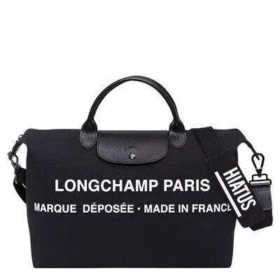 393a42888f41 Preorder longchamp 1630 shayne Oliver travel bag limited ( black ...