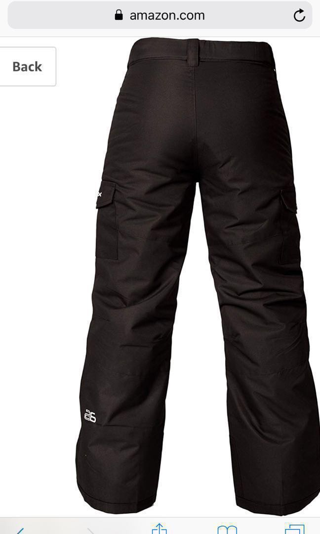 4600bfee9 New Arctix Kids Snowsports Cargo Snow Pants Size M (suitable for 12-14  years old) #snowboarding #water resistant #thermatech insulation #winter  wear #cold ...
