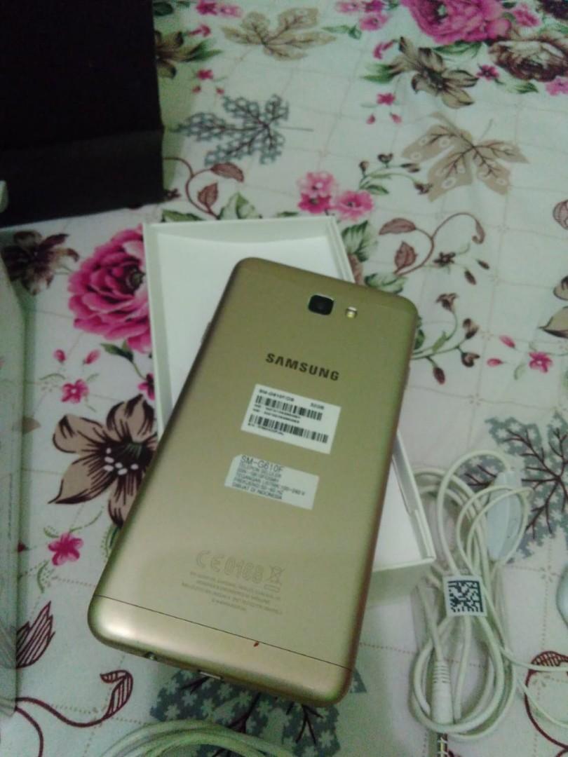 Samsung J7 Prime Telepon Seluler Tablet Ponsel Android Di Carousell