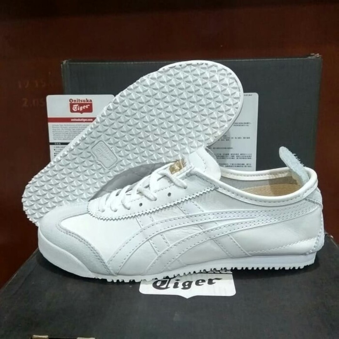 Sepatu Original Asics Onitsuka Tiger Mexico 66 Slip On Full Bayi White Olshop Fashion Pria Carousell