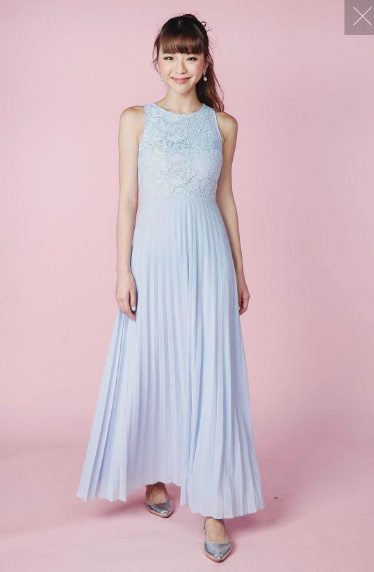 d9426dec466b Summer Romance Maxi in Sky (bridesmaid dress), Women's Fashion ...