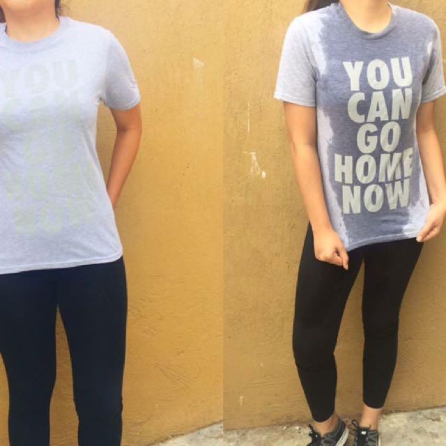 T Clothing ShirtSportsAthleticamp; Sports On Carousell Activated Sweat WxrCdeBo