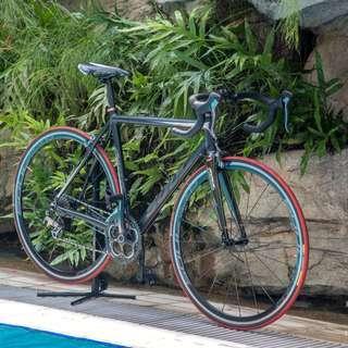 Bicycle Soul Faith / Ultegra / Carbon fork / Soul 3.0 wheelset