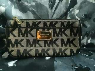 REPRICED!!! Preloved Authentic MK pouch