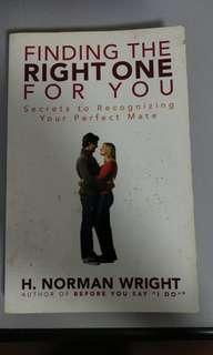 Finding the right one for you