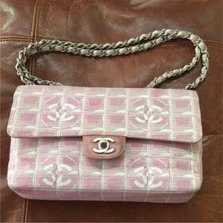 AUTHENTIC CHANEL FLAP BAG - Size 25 x 16 X 6 CM APPROX - [PREORDER ITEM] -