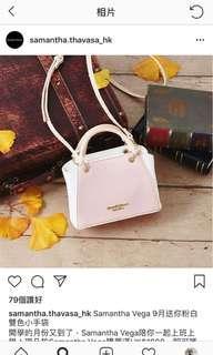徵收(New)Pink Samantha Thavasa Petit Choice Mini Small Tote Bag