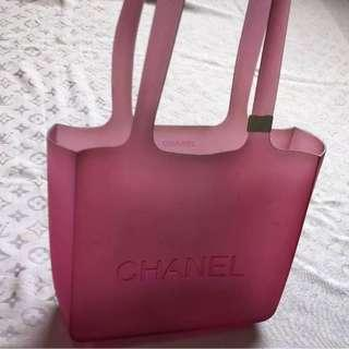 AUTHENTIC CHANEL JELLY BAG - VINTAGE - SIZE  21 X 24 X 7 cm approx - [PREORDER ITEM] -