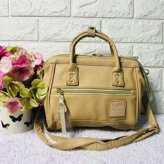 Anello boston beige