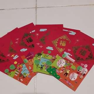 Red Packet Sunway Malls