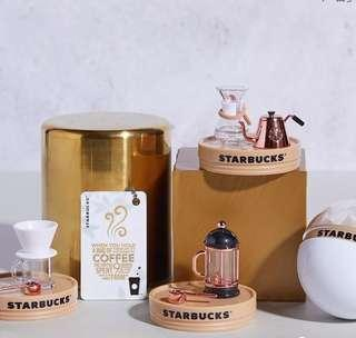 Starbucks coffee globe