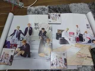 [WTS] NCT Dream We Go Up posters