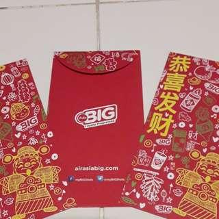 Red Packet Air Asia