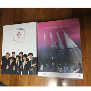 [IN STOCK] BTS PHOTO ESSAY - [ONE SPRING DAY WE ARE TOGETHER : BTS, THE JOURNEY OF DREAMS AND LOVE]