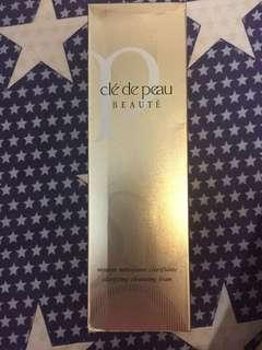 Cle De Peau Clarifying Cleansing Foam