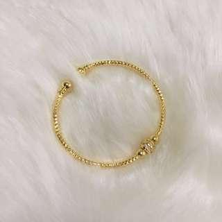 REDUCED❗️Sinma 24K Gold Bangle
