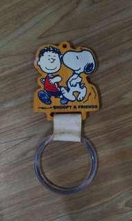 Gantungan Serbet Snoopy