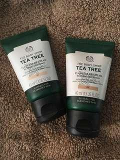 Tea tree BB cream