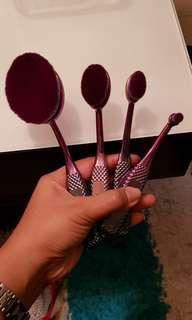 Moda Prism Brushes from USA 4pc SET
