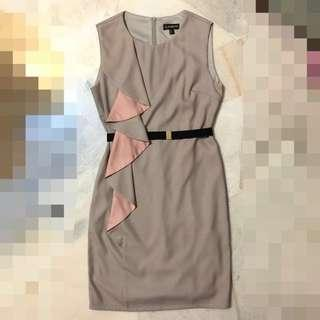 NEW Elegant Sleeveless Dress #MidSep50