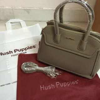 NEW HUSH PUPPIES Peony Satchel Medium Bag #MidSep50