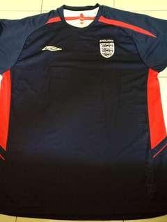 (L) England Training Shirt