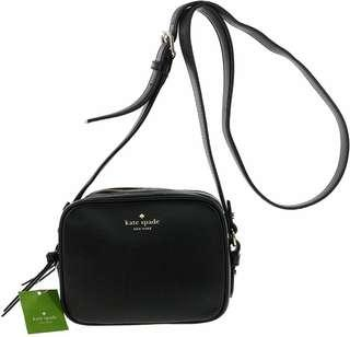 Kate Spade Mulberry Pyper Pebbled Leather crossbody sling bag