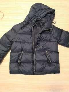 Zara coat medium - worn once