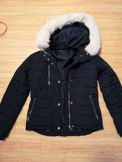 Topshop Coat Small - very lightly used