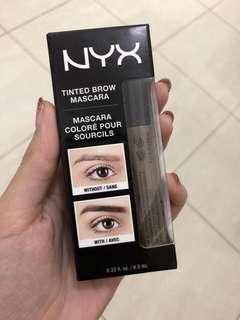 NYX TINTED BROW MASCARA BROW GEL