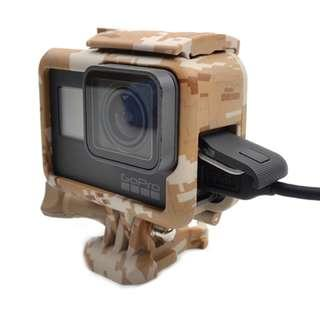 GoPro Brown Camo Frame Casing
