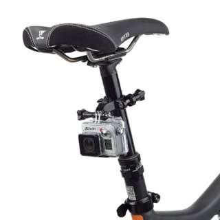 GoPro Action Camera Bicycle Bike Handlebar Frame Mount