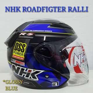 NHK ROADFIGHTER HELMET..🤗!!