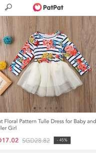 Brand New Toddler Girl Dress (2-3yo)