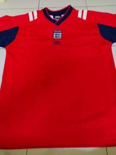 (L) England Shirt