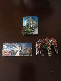 Ref/fridge magnets (take all)