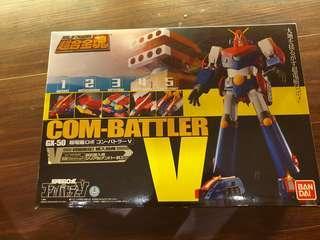 🚚 chogokin com battler gx 50