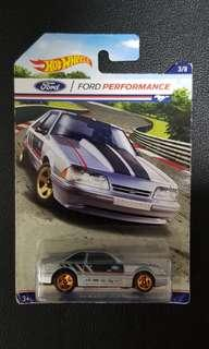 Brand New] Hot Wheels Ford Performance - 92' Ford Mustang 3/8