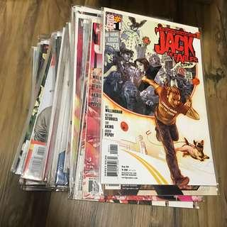 Jack of Fables complete series