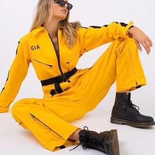 I AM GIA smurfette boiler